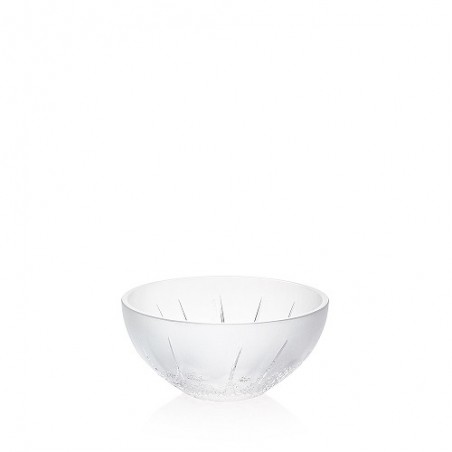 Coppa OMBELLES piccola col. CLEAR CRYSTAL